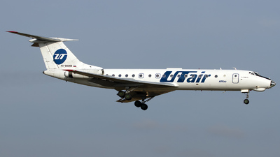 RA-65055 - Tupolev Tu-134A-3 - UTair Aviation
