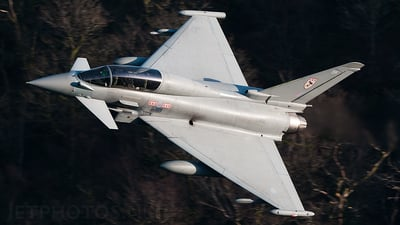 ZJ812 - Eurofighter Typhoon T.1 - United Kingdom - Royal Air Force (RAF)