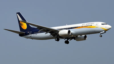 VT-JBH - Boeing 737-8Q8 - Jet Airways