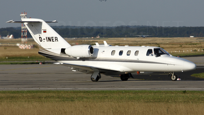 D-INER - Cessna 525 CitationJet 1 - Mach Airlines