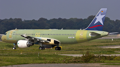 D-AXAO - Airbus A320-214 - LAN Airlines