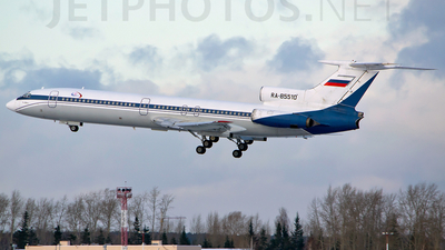 RA-85510 - Tupolev Tu-154B-2 - Russia - Air Force