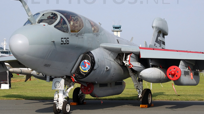 159909 - Grumman EA-6B Prowler - United States - US Navy (USN)