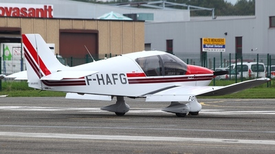 A picture of FHAFG - Robin DR400/140B - [2580] - © William Verguet