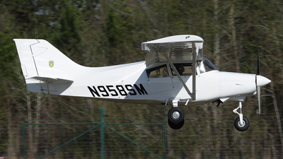 N958SM - Maule MXT-7-180A - United States - Mississippi Forestry Commission