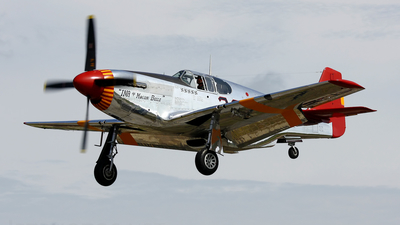 NX1204 - North American P-51C Mustang - Private