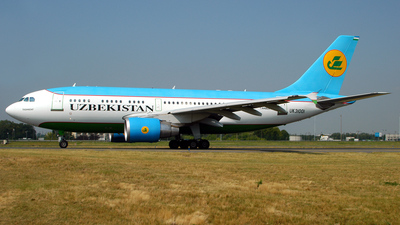 UK31001 - Airbus A310-324 - Uzbekistan Airways
