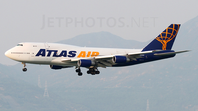 N355MC - Boeing 747-341(SF) - Atlas Air