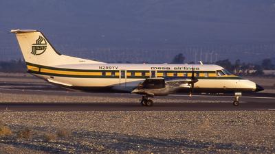 N289YV - Embraer EMB-120RT Brasília - Mesa Airlines