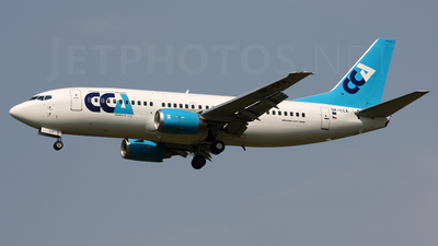 OK-CCA - Boeing 737-31S - Central Connect Airlines