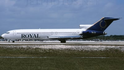 C-FRYS - Boeing 727-212(Adv) - Royal Airlines