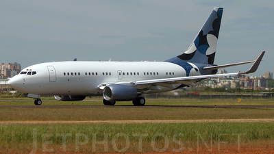 N737ER - Boeing 737-7CJ(BBJ) - Private