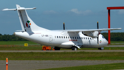 LY-ARI - ATR 42-300 - Danish Air Transport (DAT)