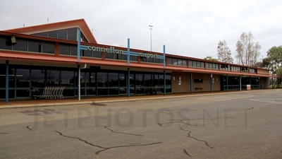 YAYE - Airport - Terminal