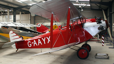 G-AAYX - Southern Martlet - Private