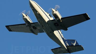 A picture of N409BK - Cessna 402C - Cape Air - © yan david