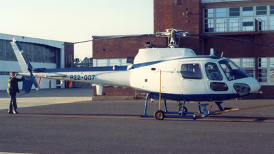 A22-007 - Aérospatiale AS 350B Ecureuil - Australia - Royal Australian Air Force (RAAF)