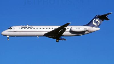ZS-NNN - McDonnell Douglas DC-9-32 - Sunair