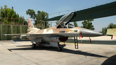 350 - General Dynamics F-16C Barak   - Israel - Air Force