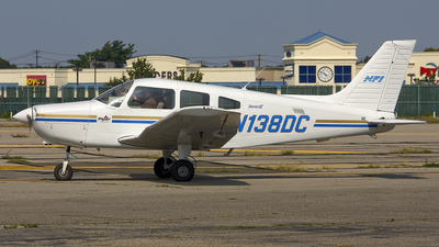 A picture of N138DC - Piper PA28161 - [2842142] - © Joe C