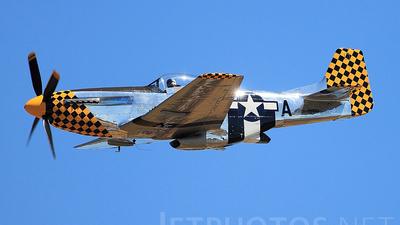 N451EA - North American P-51D Mustang - Private