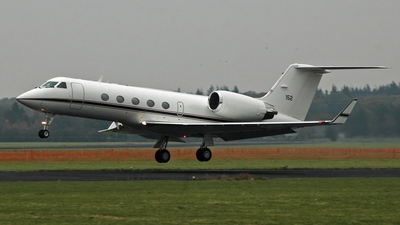 165152 - Gulfstream C-20G - United States - US Navy (USN)