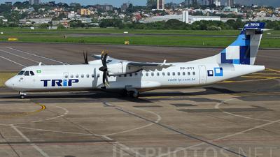 PP-PTY - ATR 72-212A(500) - TRIP Linhas Aéreas