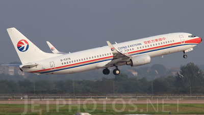 B-5376 - Boeing 737-86N - China Eastern Airlines