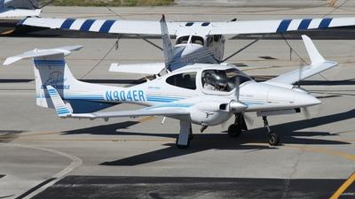 N904ER - Diamond DA-42-L360 Twin Star - Embry-Riddle Aeronautical University (ERAU)