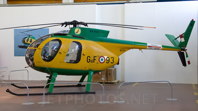 MM81051 - Breda Nardi NH-500MC - Italy - Guardia di Finanza