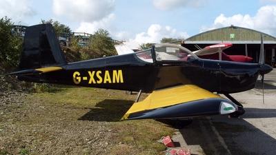 A picture of GXSAM - Van's RV9A - [PFA 32013797] - © Glyn Charles Jones