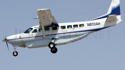 N8134H - Cessna 208B Grand Caravan - Private