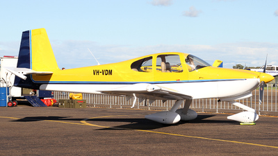 A picture of VHVDM - Van's RV10 - [774136] - © Tom A.