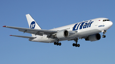 VP-BAB - Boeing 767-224(ER) - UTair Aviation