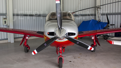 A picture of GNOOR - Rockwell Commander 112TC - [14656] - © Marc Ulm
