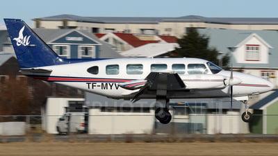 A picture of TFMYV - Beech B200 Super King Air -  - © Harri Koskinen