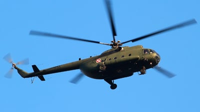 656 - Mil Mi-8RL Hip - Poland - Air Force