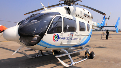 HS-BHS - Eurocopter EC 145 - Bangkok Helicopter Services