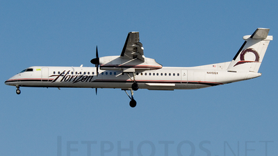 N410QX - Bombardier Dash 8-Q402 - Horizon Air