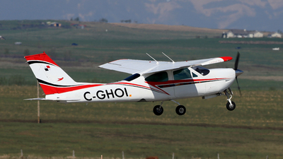 A picture of CGHOI - Cessna 177RG Cardinal RG - [177RG0513] - © Mike MacKinnon