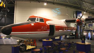 PH-NVF - Fokker F27-100 Friendship - Aviodrome Museum