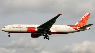 VT-ALH - Boeing 777-237LR - Air India