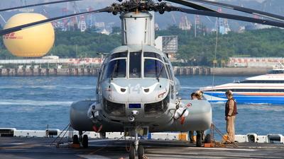154005 - Boeing Vertol CH-46E Sea Knight - United States - US Marine Corps (USMC)