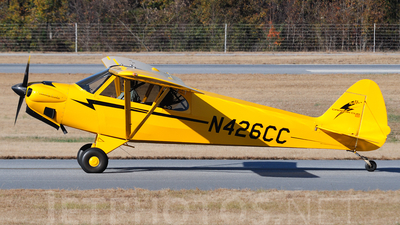 A picture of N426CC - Cubcrafters CC11160 - [CC1100154] - © Agustin Anaya
