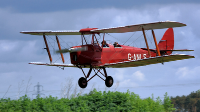 G-ANLS - De Havilland DH-82A Tiger Moth - Private