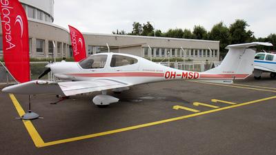 OH-MSD - Diamond DA-40D Diamond Star TDI - Private