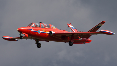 F-GLHF - Fouga CM-170 Magister - Private