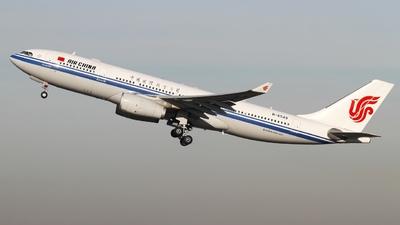 B-6549 - Airbus A330-343 - Air China