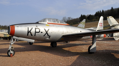 52-3057 - Republic F-84G Thunderjet - Denmark - Air Force