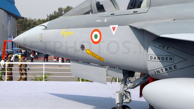 KH200X - Hindustan Aeronautics LCA Tejas Mk.I - India - Air Force